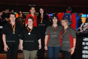 Berner Meisterschaft 2012 Doppel Damen