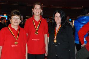 Berner Meisterinnen 2012 Einzel Damen